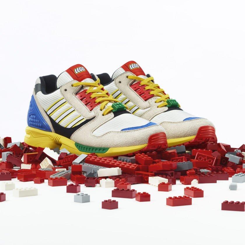 Adidas ZX 8000 LEGO
