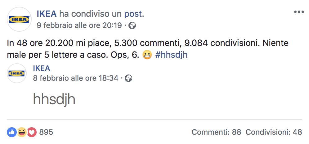 """Post """"hhsdjh"""""""