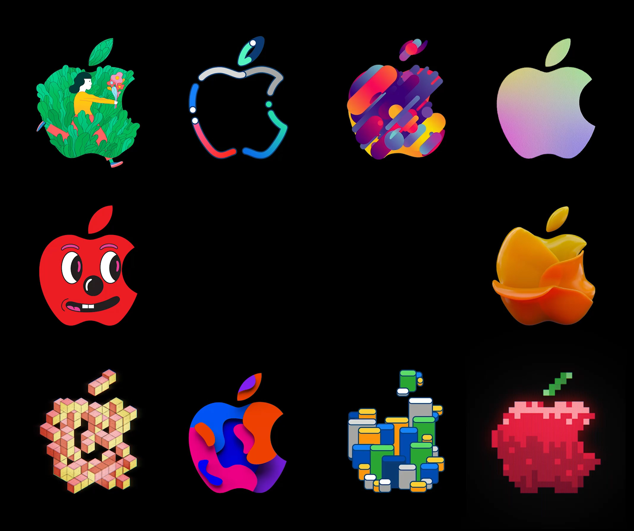 Apple employer branding