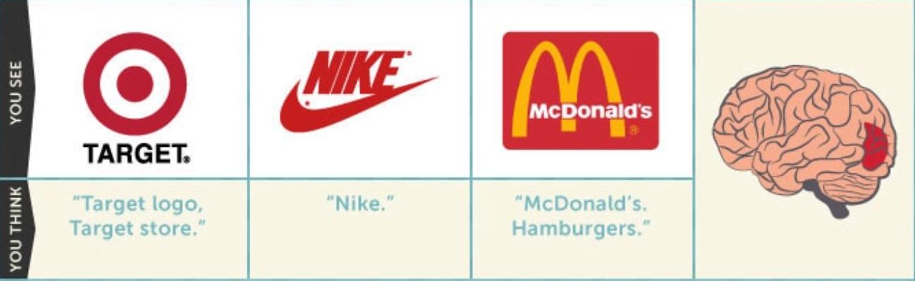 Cosa accade quando vedi un logo - Fase 3