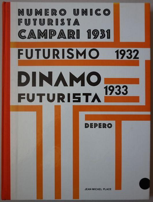 Numero Unico Futurista Campari del 1931