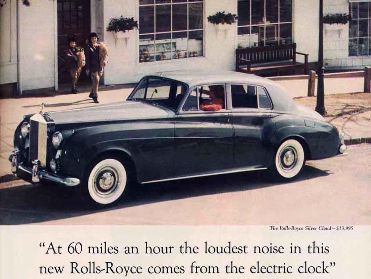 Rolls-Royce adv 1959