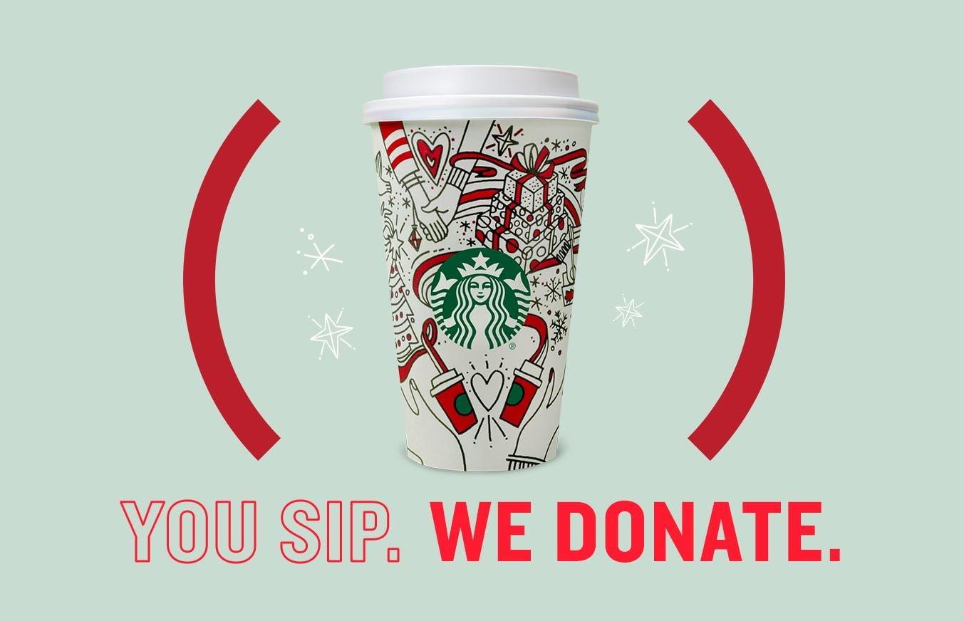 Starbucks per Red