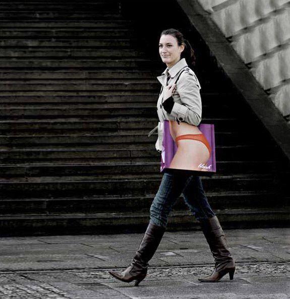 Blush Lingerie bag