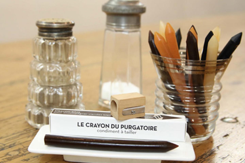 Crayon du Purgatoire