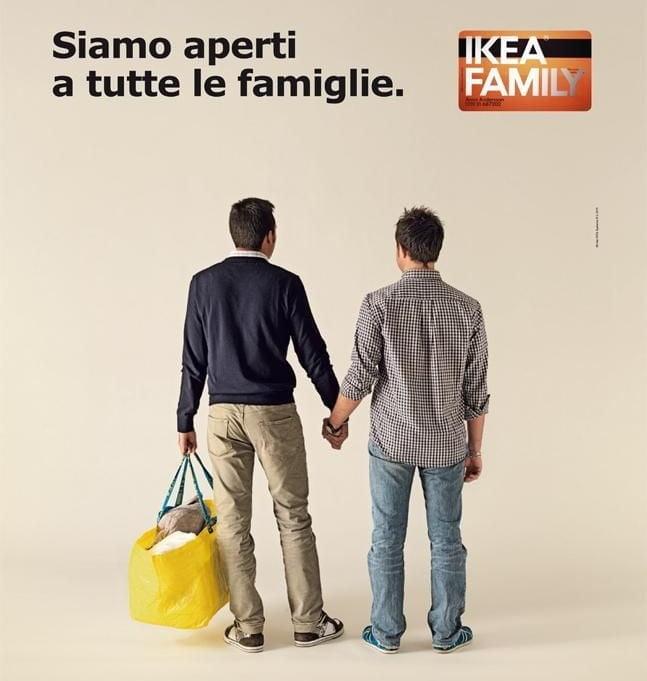 Ikea inclusione