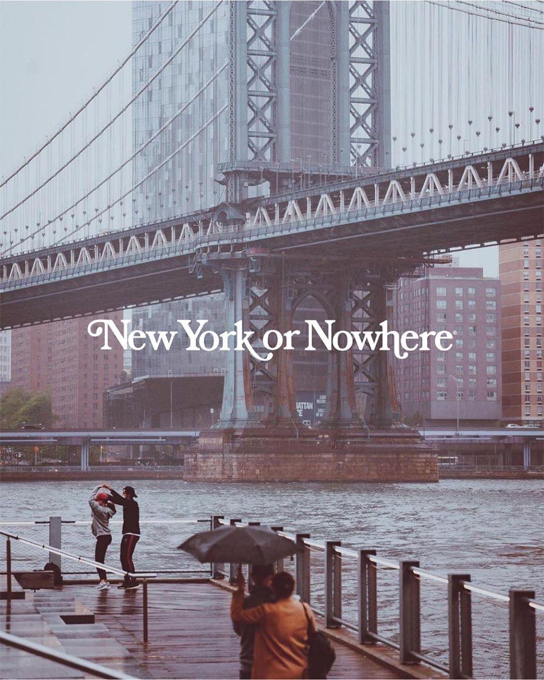 NY or Nowhere
