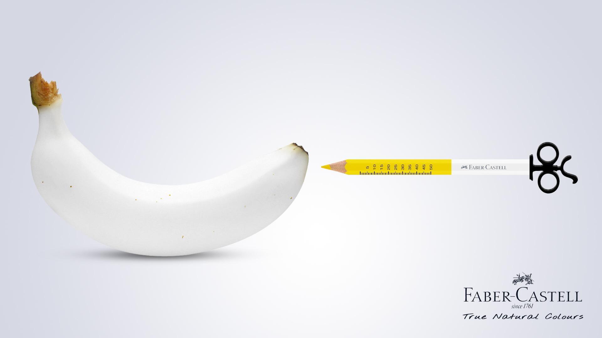 Faber-Castell banana