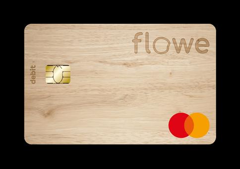 Flowe card