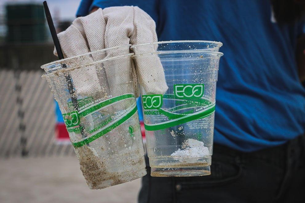 Contenitori Eco-Greenwashing