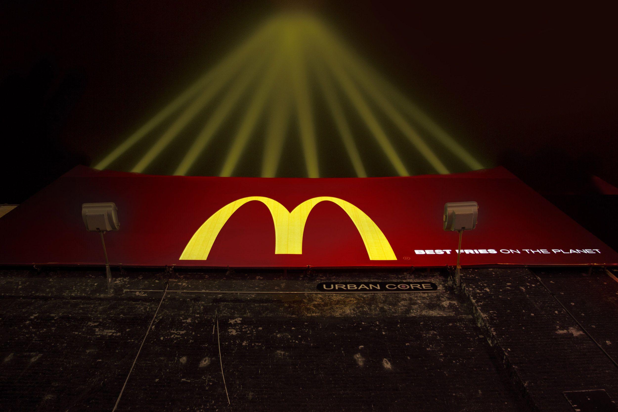 Luci McDonald's
