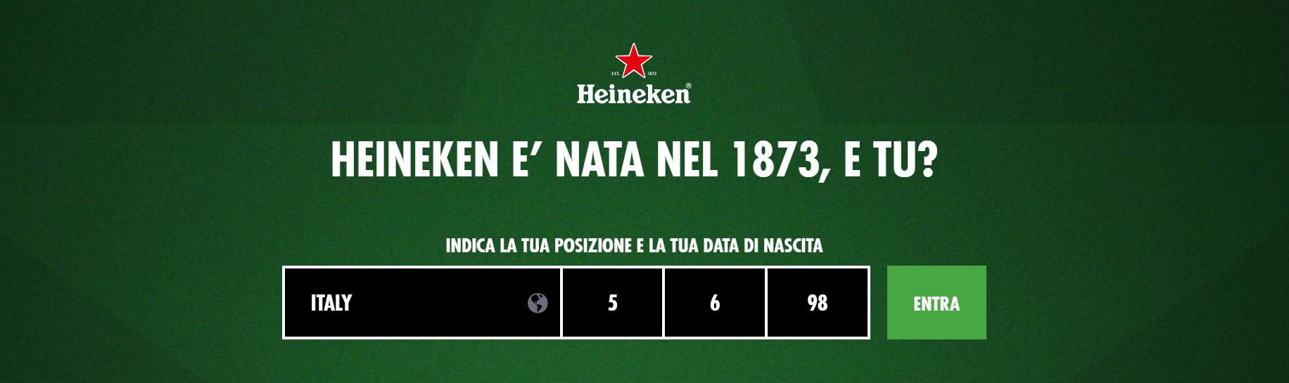 Sito Heineken