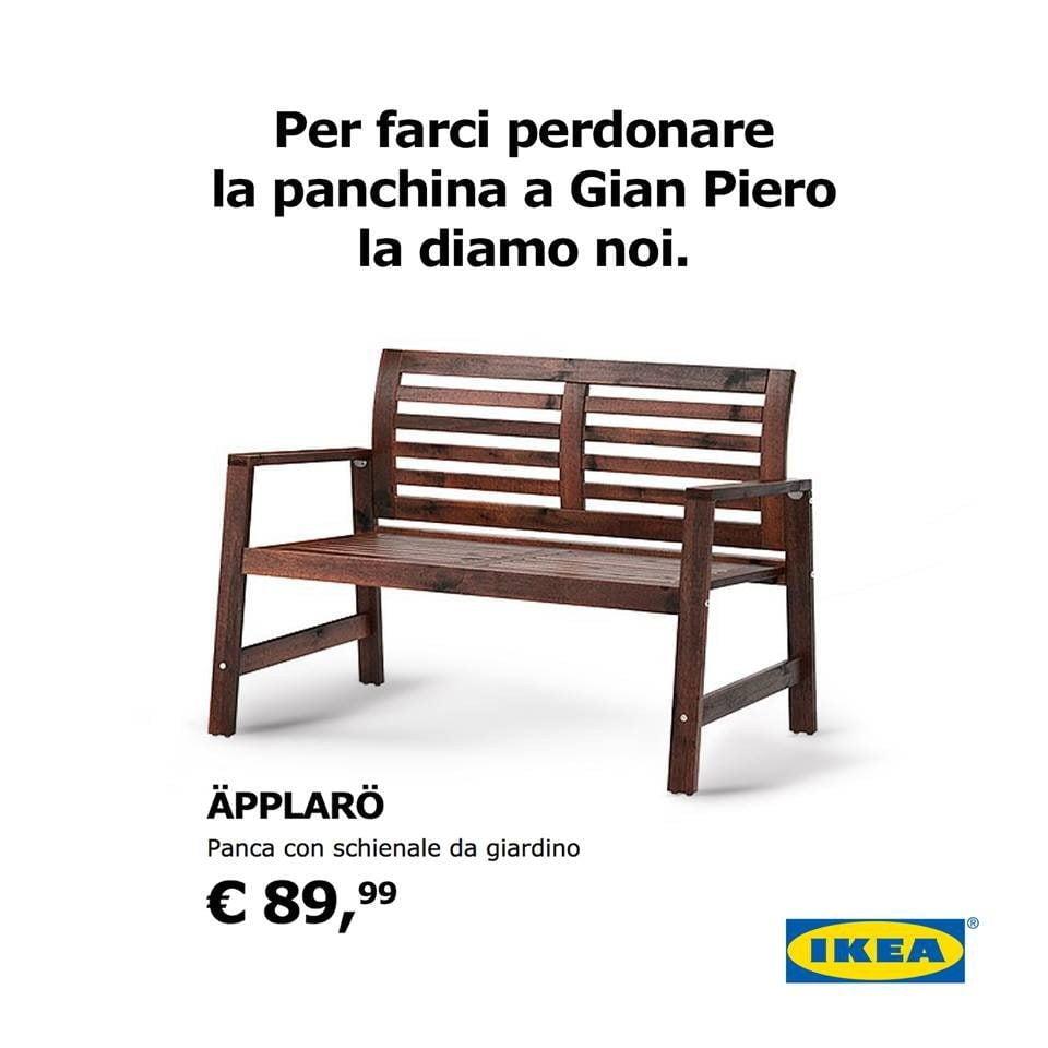 Pubblicità IKEA