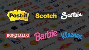 Esempi di volgarizzazione del marchio