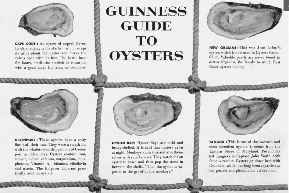 Guinness annuncio Ogilvy