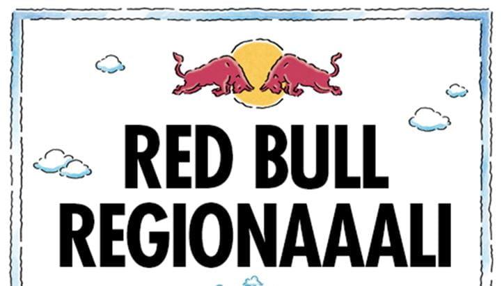 Red bull Regionaaali.