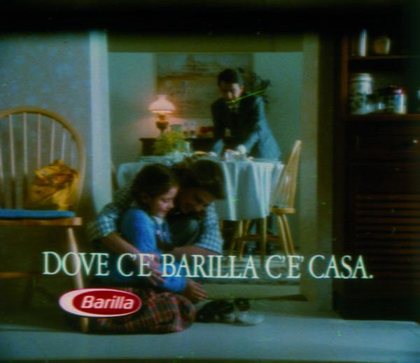 Spot Barilla 1986