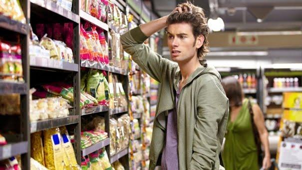 Supermercati spostano prodotti