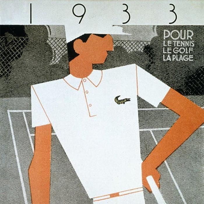 Prima campagna pubblicitaria della Polo