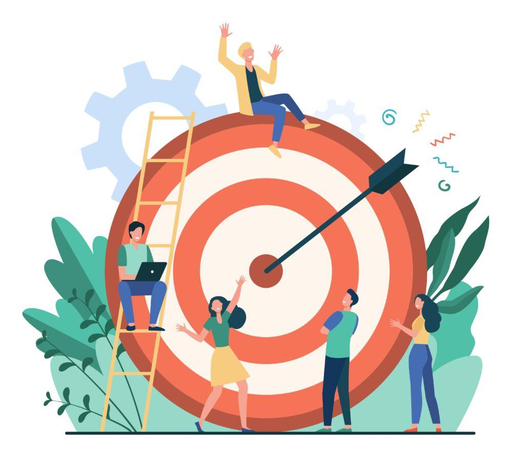 Definire obiettivi direct marketing