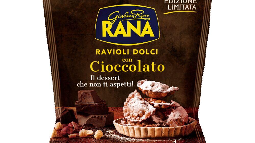 Ravioli cioccolato Rana