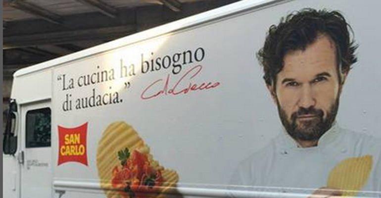 Carlo Cracco per San Carlo
